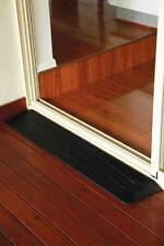 Rubber Threshold Ramp 25mm High*Door Wedge*Wheelchair, Disability Access, Home