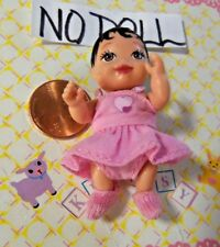 Krissy Happy Family Newborn Doll Clothes *Mini Teeny Tiny Itty Bitty Dress Set*