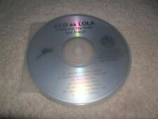 J-LO AS LOLA - FRESH OUT THE OVEN FEAT PITBULL - (JENNIFER LOPEZ( SEVEN TRACK CD