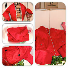 SOUTHPOLE RED PUFFER JACKET/COAT! (LARGE)