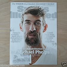 Sports Illustrated: Michael Phelps November 16, 2015: Clemson Football