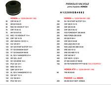 1 PARAOLIO VALVOLA per HONDA CG 150 2004 >