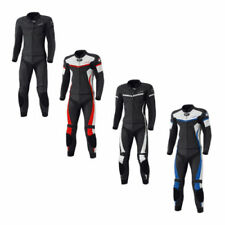 Tute in pelle e altri tessuti traspirante Held in pelle bovina per motociclista