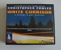 White Corridor by Christopher Fowler - Unabridged Audiobook - 9CDs
