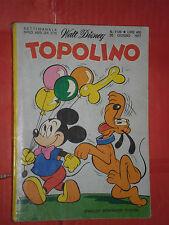 WALT DISNEY- TOPOLINO libretto- n° 1126 - originale mondadori -anni 60/70