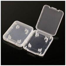 boite pour SD carte transparent 10 pieces boitier Sd carte arranger les SD H1A6
