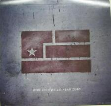 NINE INCH NAILS-LTD.ED. 2007 #'d YEAR ZERO promotional poster!~NEW old stock~!