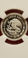 2009MO .999 MEXICO S1/20 OZ LIBERTAD NGC PF70 ULTRA CAMEO BEAUTIFUL RARE COIN!!!
