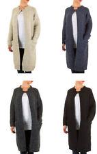 Markenlose Normalgröße-knielange Damenjacken & -mäntel