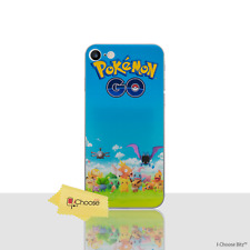 "Pokemon Case/Cover Apple iPhone 7 (4.7"") Screen Protector / Silicone / Go Group"