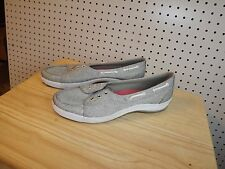 Womens Keds sport casual shoes - size 10 - sparkly gray - WF44313ML11-CH27
