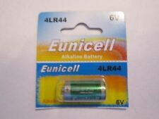 1 x 4LR44 4A76 4G13 SR1154 4SR44 6v Eunicell Alkaline Battery Batteries NEW