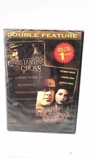 Constantine and the Cross / Captain Scarlet  (Double Feature DVD) Brand New