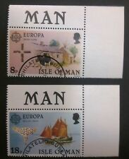 ISLE OF MAN STAMPS - EUROPA Stamps - Folklore, 1981, used