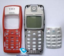 TOTTA Full Body Housing Back , Body Panel For Nokia 1100 - red