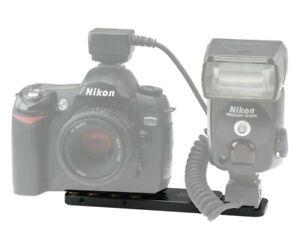 Custom Brackets CB Mini Camera Flash Bracket