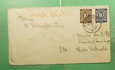 DR WHO 1947 GERMANY GOTTINGEN  g21501