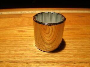 "Craftsman USA 36mm Socket 1/2"" drive Metric 12 Point Socket G 44248"