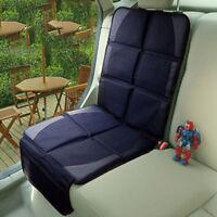 Car Seat Back Waterproof Protector Kids Bottle Kick Mat Tidy Mat Storage