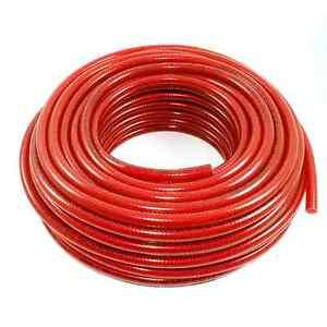 Guttasyn PVC Druckluftschlauch Förder- Wasserschlauch rot 6x3x12 / Meterware