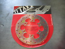 Titax Rear Rotor Brake Disc Kawasaki KLX250 KLX650 Replacement MX Bike Brake
