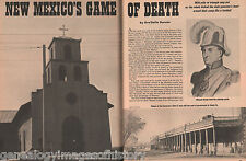 Manuel Armijo - New Mexico's Game Of Death