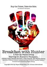 Breakfast with Hunter ( S. Thompson ), Volume 1