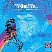 Snowflakes Are Dancing by Tomita (CD, 1982, RCA)