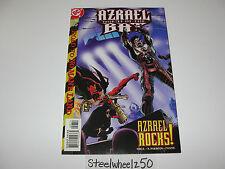 Azrael Agent Of The Bat #48 DC Comics 1999 No Man's Land Batman O'Neil RARE HTF