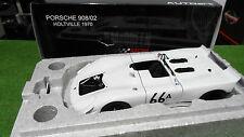 PORSCHE 908/02 Mc QUEEN HOLTVILLE #66A au 1/18 AUTOart 87073 voiture miniature