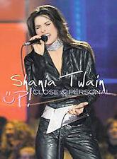Shania Twain: Up! Close & Personal DVD Region 1 602498635780 BRAND NEW DVD!!