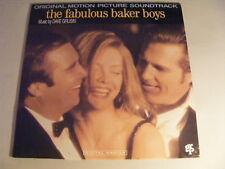 DAVE GRUSIN The Fabulous Baker Boys Ex GRP 1989 Switzerland Film Soundtrack LP