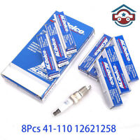 8Pcs 41-110 AcDelco Iridium Spark Plug For Chevrolet GMC Isuzu Pontiac BUICK