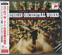EUGENE ORMANDY-RUSSIAN ORCHESTRAL WORKS-JAPAN CD C12