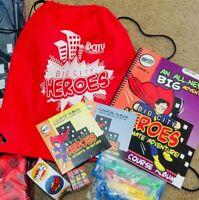 BIG CITY HEROES SuperHero VBS Sunday School Vacation Bible School Kit USE 2020