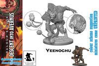 figurine HD mini wizkids JDR D&D pathfinder YEENOGHU