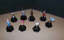 8 Saturday Night Live SNL Miniatures from DVD Trivial Pursuit Game -use for RPG?