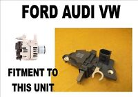 alternator regulator for ford audi vw seat skoda various models