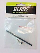 BLADE CF Main Shaft w/Hardware 120SR - BLH3107