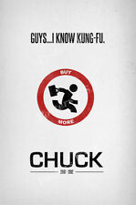 Posters USA - Chuck TV Show Series Poster Glossy Finish - TVS185
