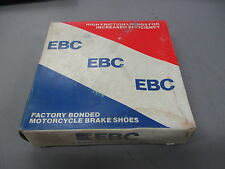 NOS EBC Yamaha Brake Shoes DT50 FS1 CY50 PW80 Y518