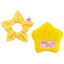 Star Kirby Ichiban Kuji sweet party Prize G scrunchie/chouchou set BANPRESTO