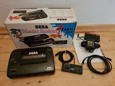 # Sega Master System 2 Console + SONIC 1 + Alex Kidd + Inst. + OVP #