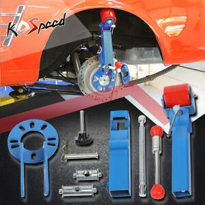 Heavy Duty Roller Fender Extending Reforming Tool Roll Arch Wheel Flaring Former
