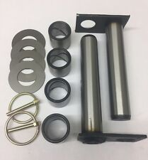 BUCKET PIN AND BUSH KIT FOR KUBOTA KX41-3, U15, U17, U17-3 MINI DIGGER HARDENED
