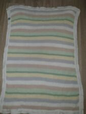 Babies Ar Us Knitted Blanket
