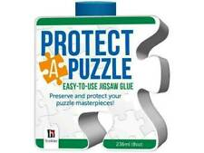 Hinkler ABW004132 Protect A Puzzle Jigsaw Glue - 236ml