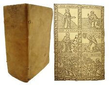 1519 Biblia cum Summariorum..., Mareschal for Vincent. Lyon. Bible. Illustrated.