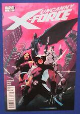 Marvel Uncanny X-Force #2 Comic Book Apocalypse Deadpool Wolverine X-Men 2011