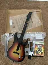 Guitar Hero World Tour Guitar & Game Microsoft Xbox 360